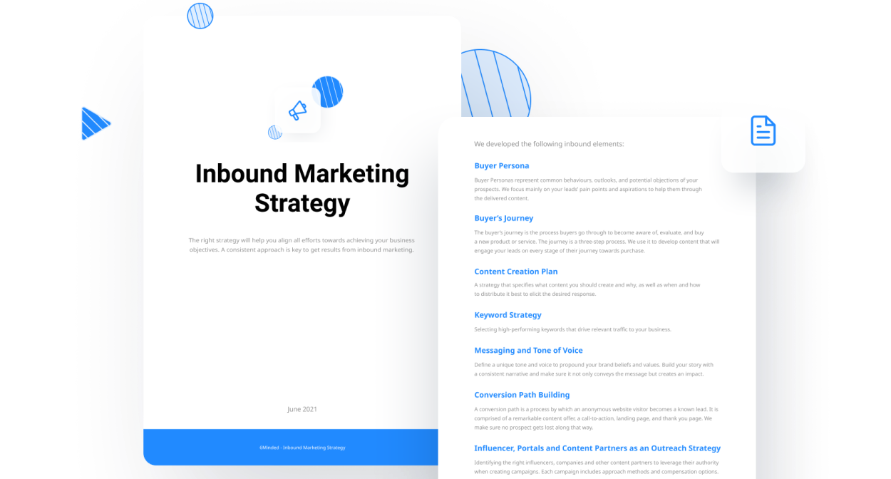 Marketing strategy thumbnail